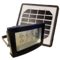 6 LEDs Solar Flood Light