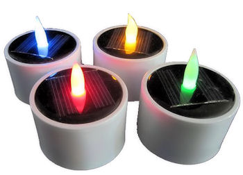 Solar Candles