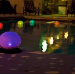 Solar Floating Lights for Swimming Pool